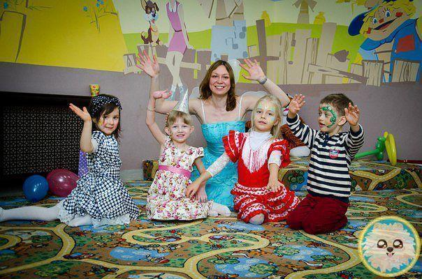 Как организовать детский праздник в Нижнем Новгороде
