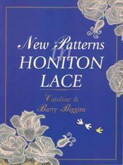 New Patterns in Honiton Lace