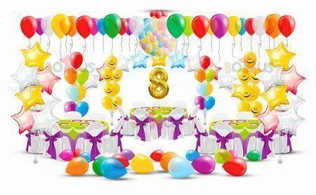 Воздушные шары на день рождения