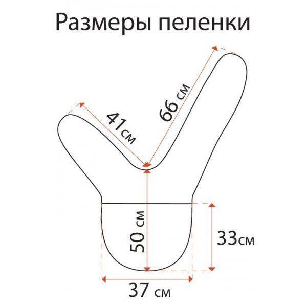 Выкройка пеленки на липучках своими руками шьем сами