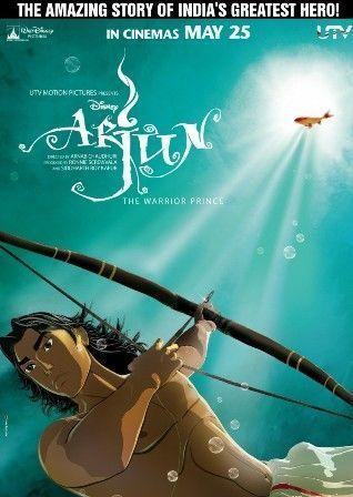 Арджуна / Arjun: The Warrior Prince (DVDRip/2012/729Mb)