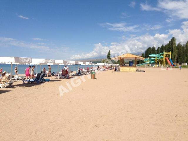Озеро Иссык куль - жемчужина Средней Азии