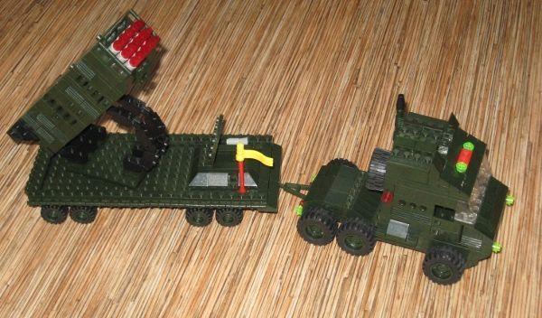 инструкция по сборке лего военная техника - фото 10