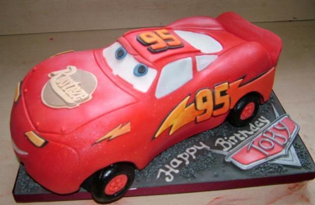 Торт машина на заказ