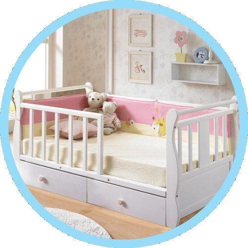 Выбрать кроватку для малыша