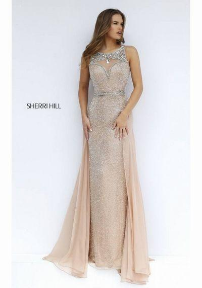 вечерние платья Sherri Hill
