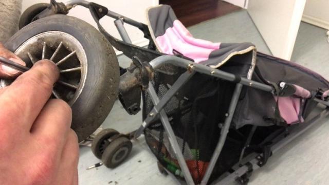 ремонт колясок в Нижнем Новгороде