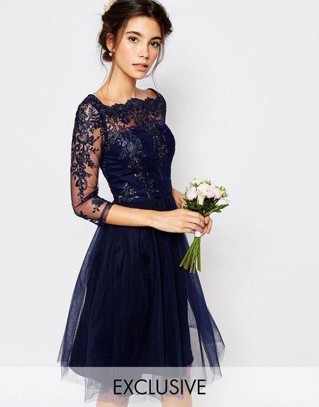 Выбираем платье на выпускной вечер