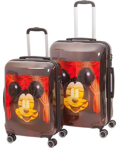 Детские чемоданы с принтом