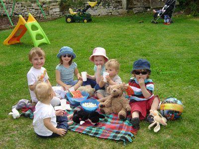 пікнік на день народження