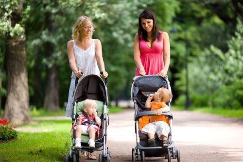 Выбираем детскую прогулочную коляску