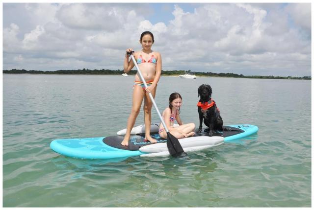 Причины популярности серфинга для детей