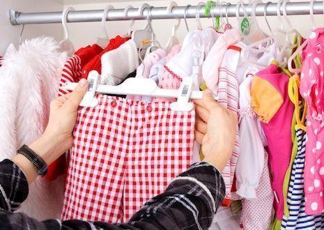 ыбрать одежду для ребенка от рождения до года