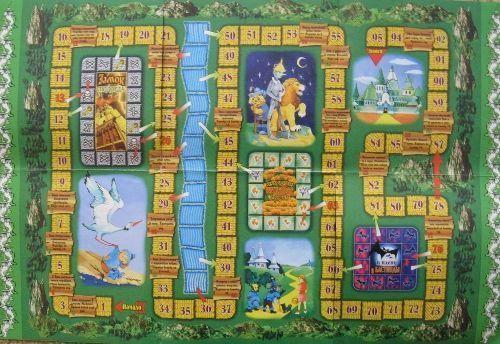Настольные игры с кубиками своими руками