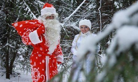 Дед Мороз способен сотворить чудо