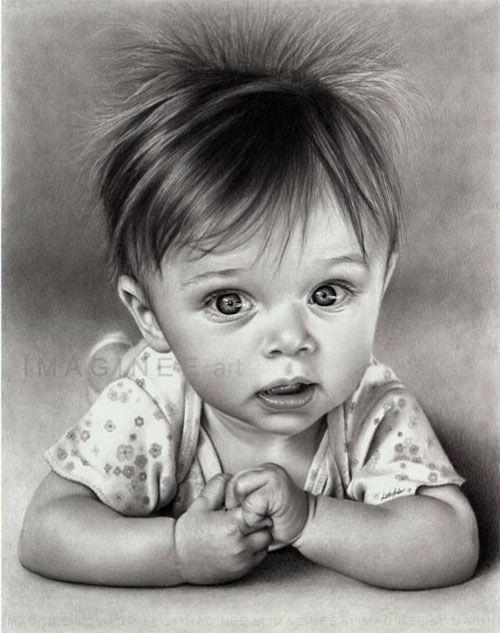 рисунки карандашом для детей 12 лет: