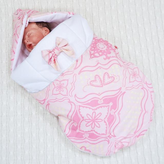 Теплые конверты на выписку для новорожденных