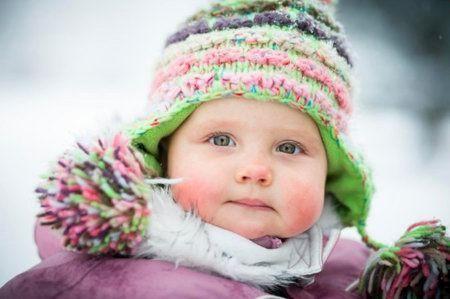 Зимняя одежда для детей Деми (трикотаж)