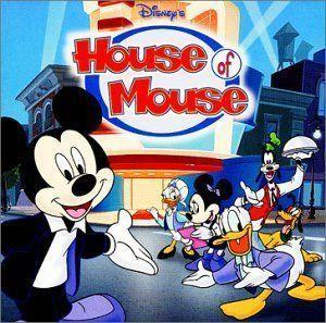 Мышиный дом / House of Mouse (2001-2003) SATRip
