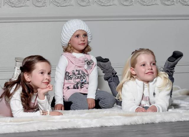 брендовая детская одежда из Италии