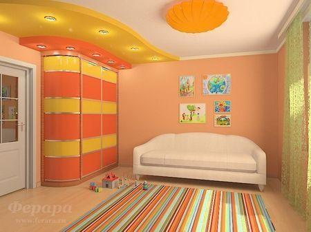 шкаф-купе выбрать для детской комнаты