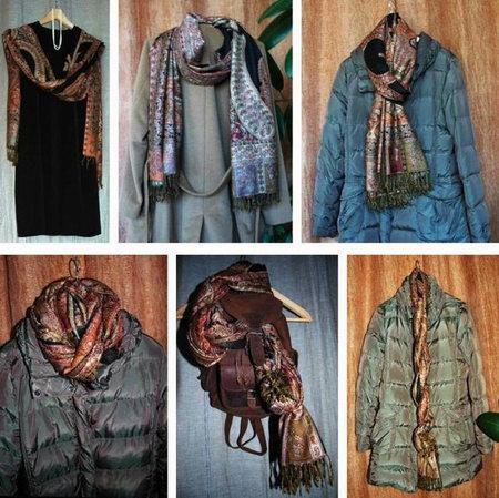 шарфы и шапки оптом - xamillion.com
