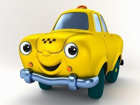 Детское такси!