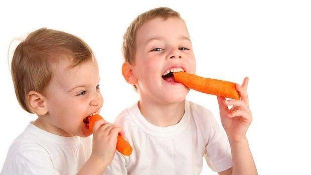 Почему у ребенка желтый нос