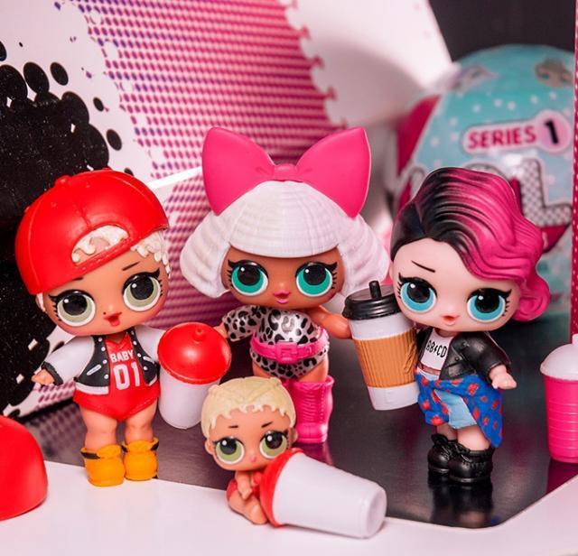 Кукла Лол Конфетти - 3 серии 2 волна Lol Confetti Pop MGA