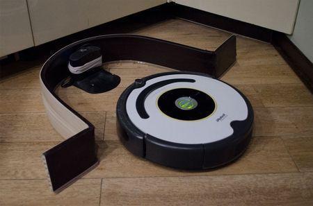 Уникальный помощник - робот пылесос