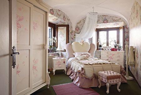 Романтическая детская спальня Gaia от Volpi