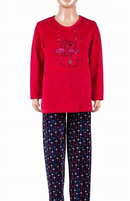 купить красивую теплую пижаму