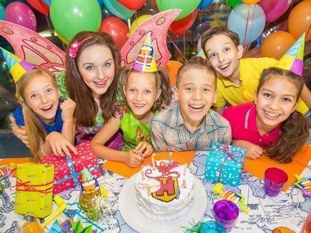 услуги по организации детских праздников